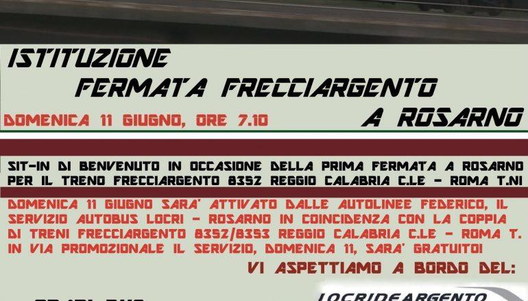 Frecciargento a Rosarno, in arrivo il servizio autobus giornaliero da Locri