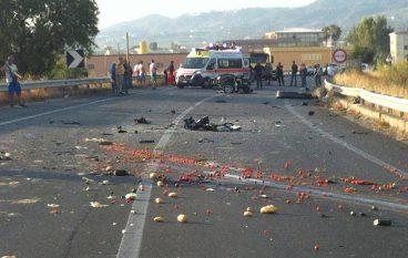 Incidente Rossano, tra i feriti uno è grave
