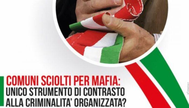 Mafia nei Comuni, dibattito pubblico al consiglio regionale
