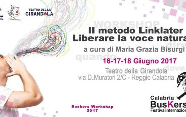 """Calabria Buskers, a Reggio Calabria il laboratorio """"Il metodo Linklater"""""""