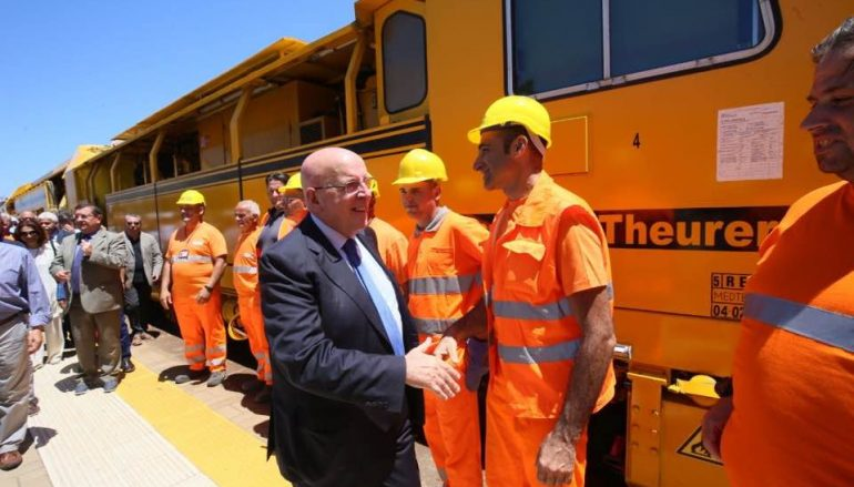 Calabria, sono partiti i lavori della nuova ferrovia ionica
