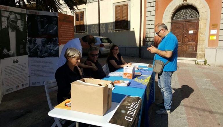 """La """"Carovana per la Giustizia"""" fa tappa a Locri e Siderno"""