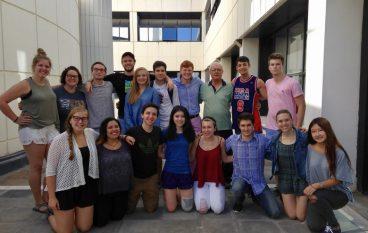 Reggio, studenti e docenti della Pennsylvania State University alla Mediterranea