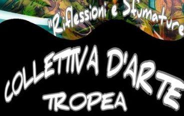 """Appuntamento con l'arte a Tropea, tra """"Riflessioni e Sfumature"""""""