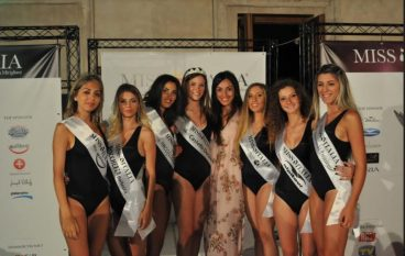 Miss Italia Calabria, Maria Giulia Caruso è Miss Castello Ducale