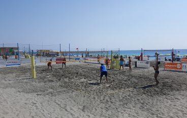 Amantea capitale del beach volley italiano giovanile anche nel 2017
