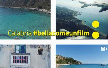 Calabria, al via seconda edizione #bellacomeunfilm
