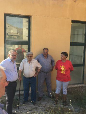 Motta S. Giovanni, il Sindaco ha incontrato l'Associazione dei minatori