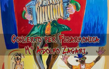 Reggio Calabria, concerto per fisarmonica del M° Adolfo Zagari