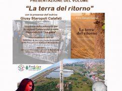 """Saline Joniche, presentazione del libro """"La terra del Ritorno"""""""