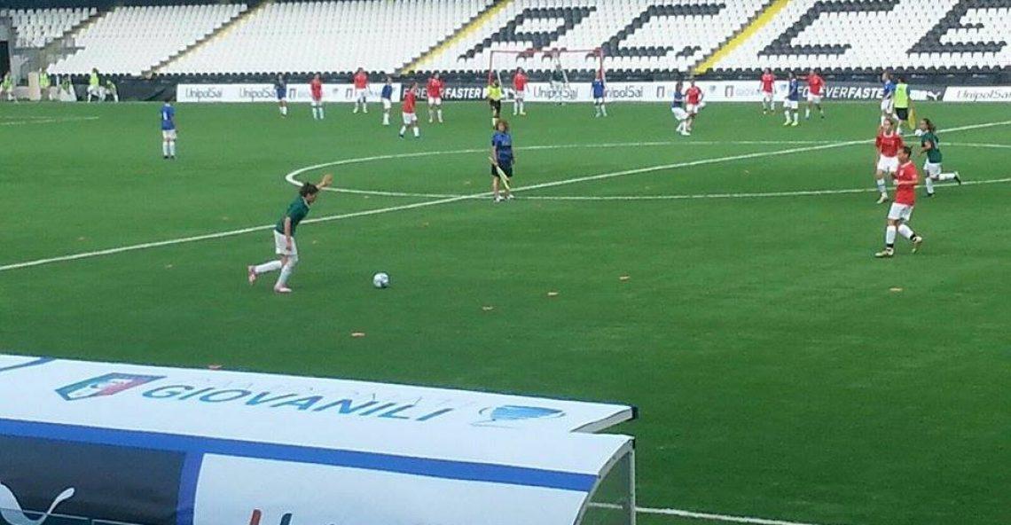Calcio Femminile, Maria Bertone: sognando Azzurro