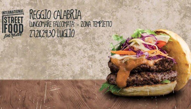 Lo Street Food approda a Reggio Calabria sul Lungomare Falcomatà