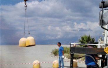 Chiusa spiaggia di Punta Pellaro al transito dei veicoli