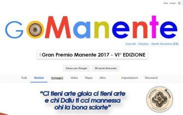Gran Premio Manente, Luciano Regolo presenta l'edizione 2017