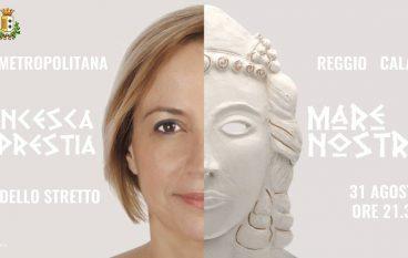 Reggio Calabria, al via concerto di Francesca Prestia