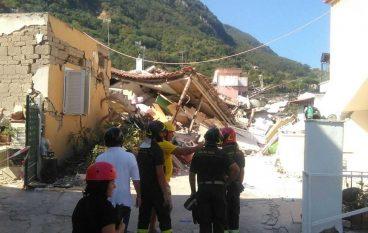 Sisma Ischia, proseguono le operazioni di soccorso