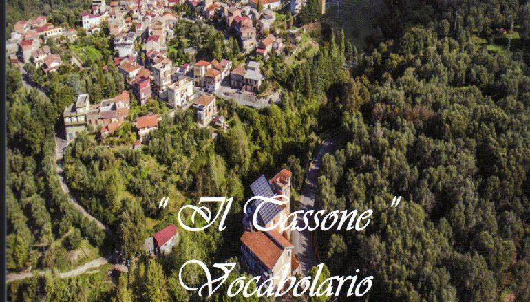 """""""Il Tassone""""Vocabolario del lessico di Candidoni"""