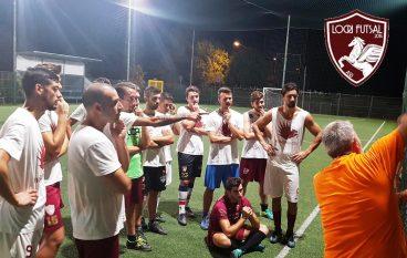 Alessio Errigo al Locri Futsal