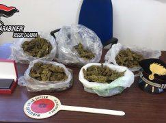 Reggio Calabria, un arresto per droga
