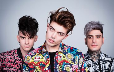 The Kolors in concerto a Pianopoli (CZ)