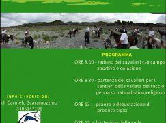 Cavalcata Garibaldina a Chorio di San Lorenzo, V edizione