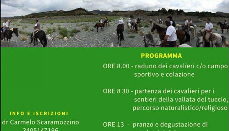 Cavalcata di San Gaetano a Chorio di San Lorenzo