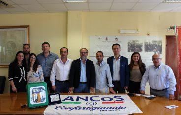 Motta San Giovanni riceve un defibrillatore dall'Ancos