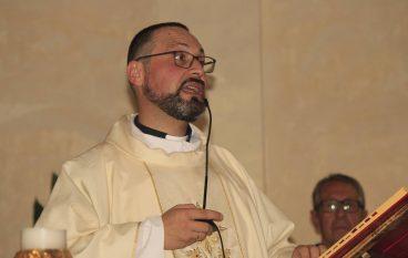 Don Giuseppe Manti nuovo parroco di Prunella