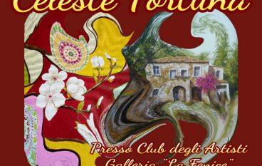 Tropea, mostra personale della pittrice Celeste Fortuna