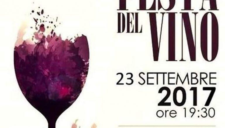 """A Sambatello la terza edizione della """"Festa del Vino"""""""