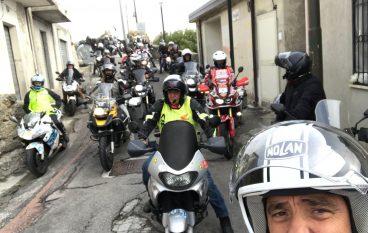 Centauri Motoclub Reggio Calabria a Roccaforte del Greco