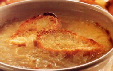 Ricette calabresi: Zuppa pane e cipolla
