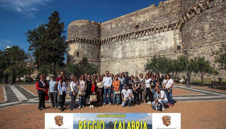 Successo Archeotrekking a Reggio Calabria