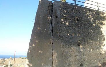 Melito Porto Salvo, il cimitero vecchio urge sicurezza