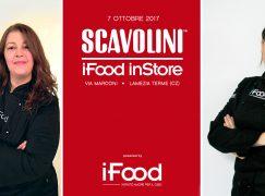 Show-cooking a Lamezia Terme con le blogger di iFood