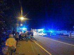 Lazzaro, altro incidente stradale sulla SS 106