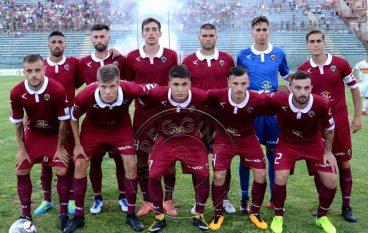 Reggina-Fidelis Andria 2-0, gli amaranto tornano a vincere