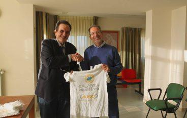 Kalabria Experience ha donato 1340 euro all'Hospice di Rc