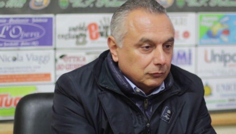 Serie D, Palmese: il presidente Carbone si è dimesso