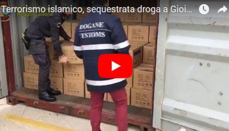 Terrorismo islamico, sequestrata droga a Gioia Tauro