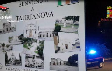 ' Ndrangheta Taurianova, 48 arresti