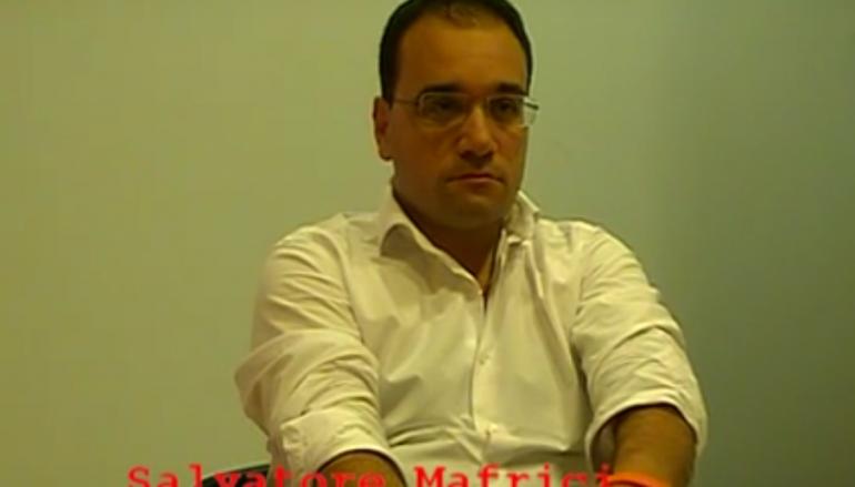 Salvatore Mafrici sindaco Condofuri