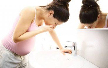 Nausea e vomito, disturbi comuni in gravidanza