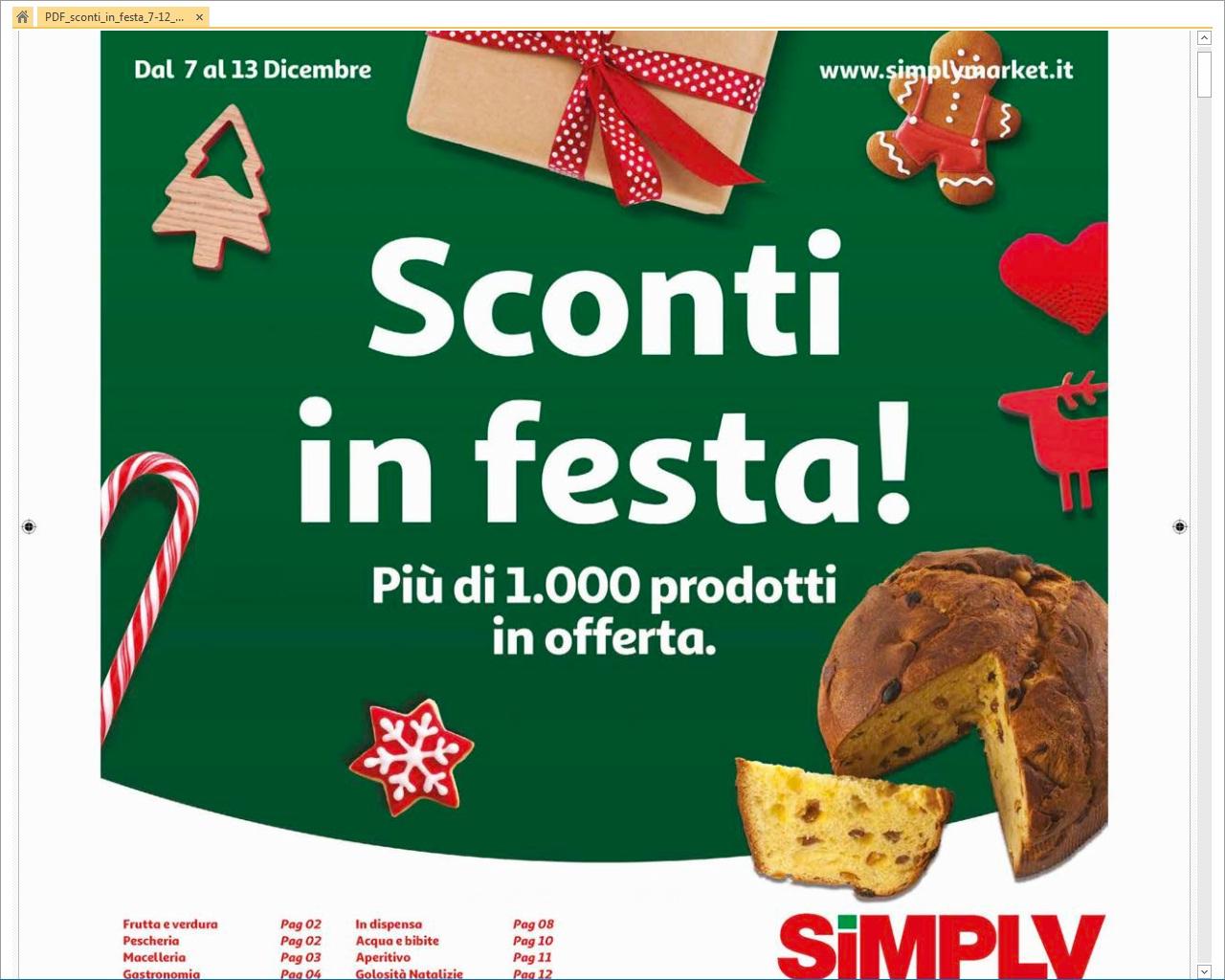 Simply Market Melito-Bova