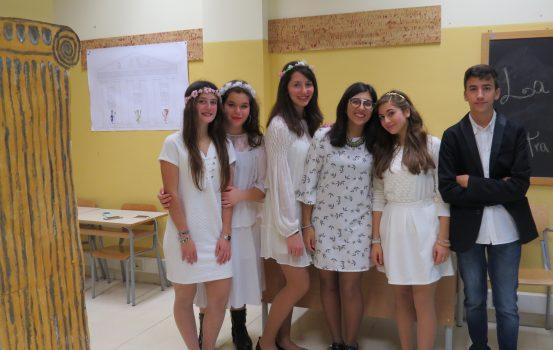 Convitto Campanella Reggio Calabria, Notte Liceo Classico