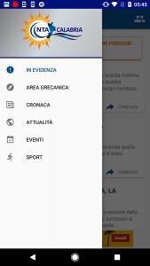 Ntacalabria App