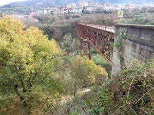 Ponte sul fiume Petrace
