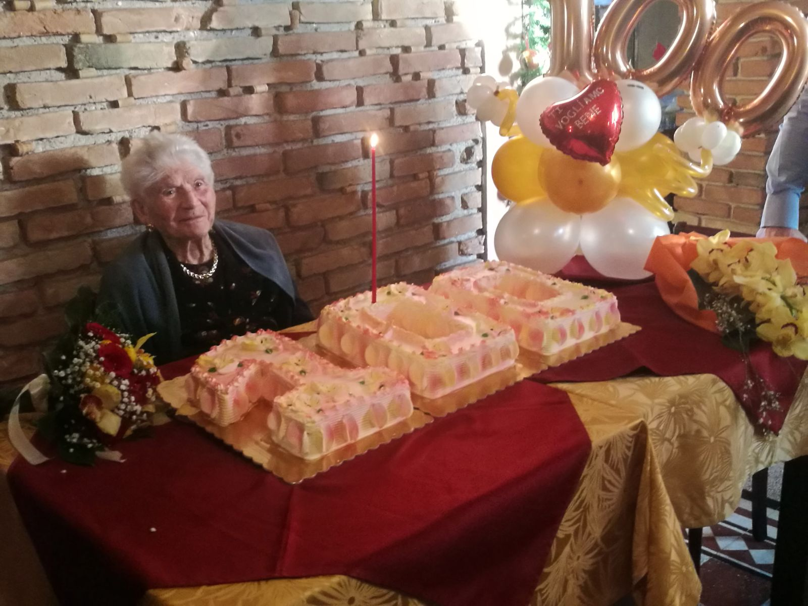 Reggio Calabria centenaria