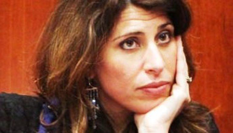 Federica Roccisano non piú assessore della Regione Calabria