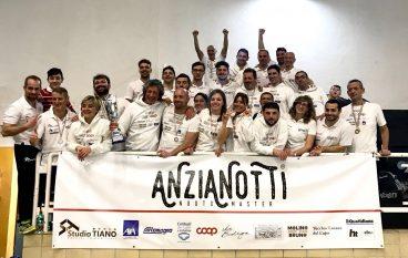Anzianotti ai Campionati regionali Master, un successo